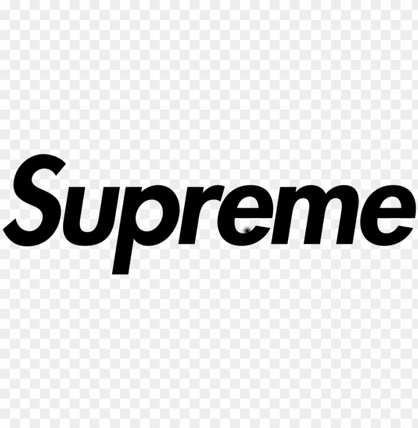 Related Wallpapers Black Supreme Logo Png Image With Transparent Background Toppng