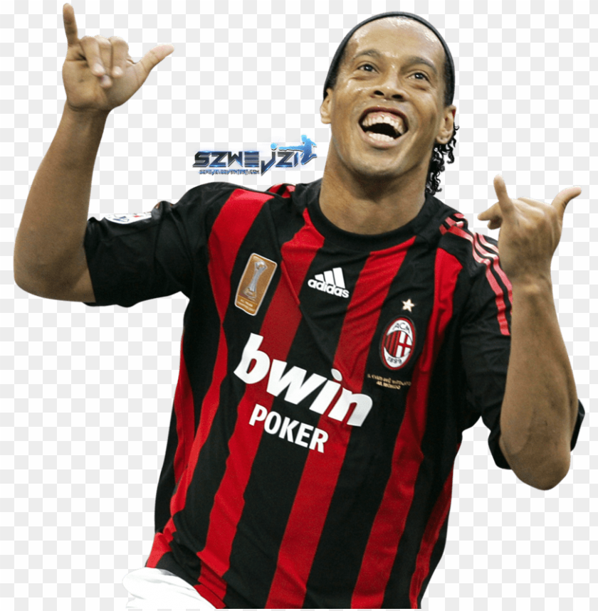 free PNG related wallpapers - milan ronaldinho PNG image with transparent background PNG images transparent