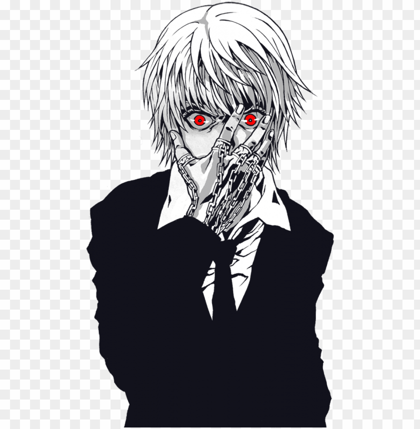 free PNG render - hunter x hunter kurapika manga PNG image with transparent background PNG images transparent
