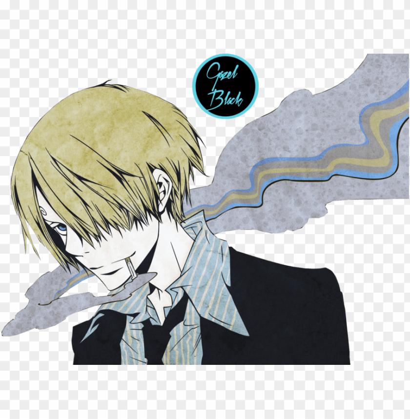 free PNG render sanji - sanji one piece render PNG image with transparent background PNG images transparent