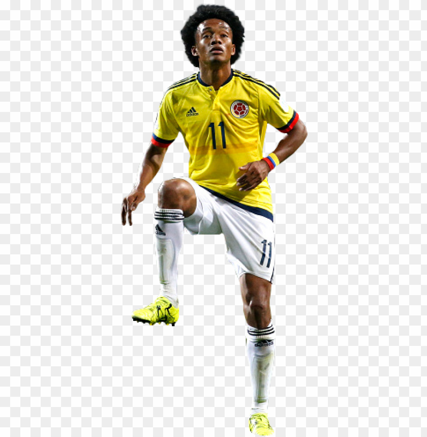 free PNG renders juan guillermo cuadrado - juan cuadrado colombia PNG image with transparent background PNG images transparent