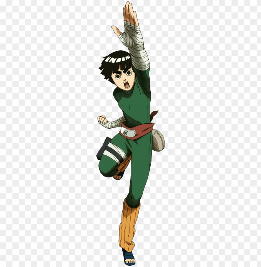 free PNG renders rock lee rock lee render - rock lee geni PNG image with transparent background PNG images transparent