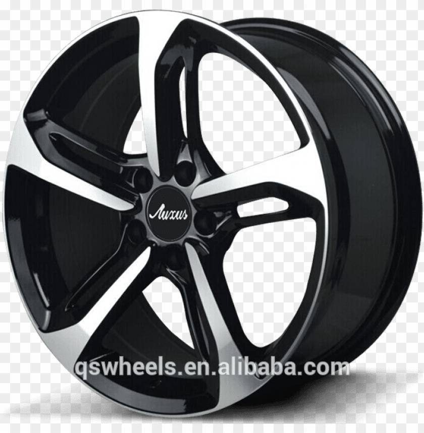 free PNG replica aluminium wheels inch - llantas de 18 pulgadas PNG image with transparent background PNG images transparent