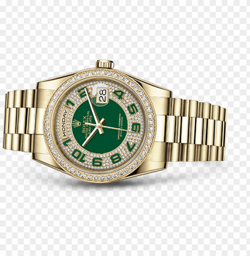 free PNG replica rolex - rolex ice blue day date replica PNG image with transparent background PNG images transparent