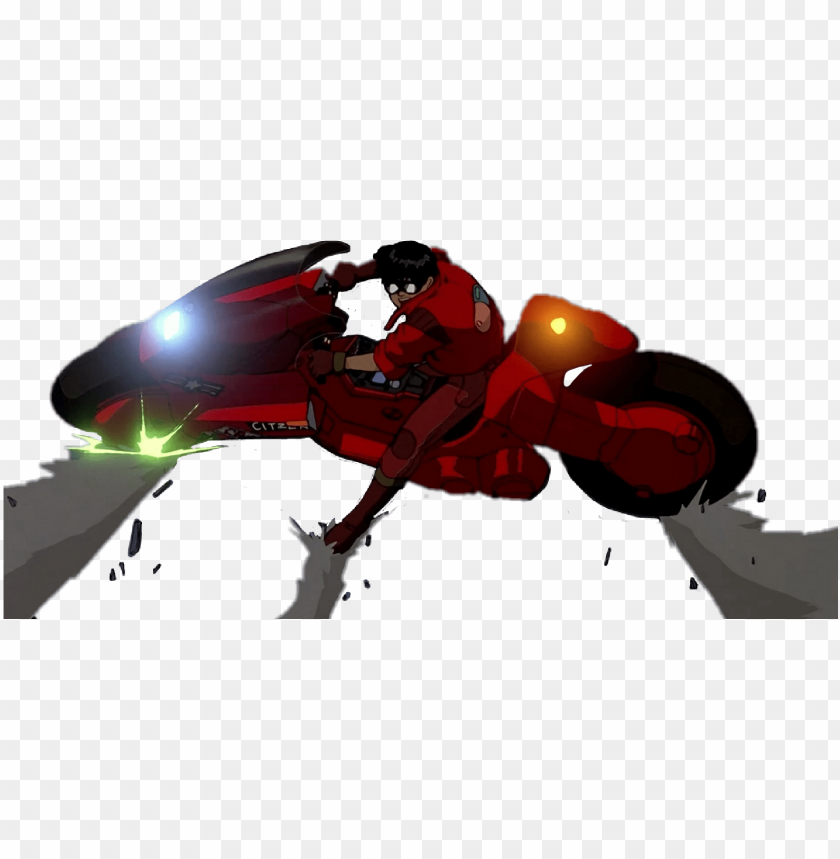 Report Abuse Bike Slide Akira Png Image With Transparent Background Toppng