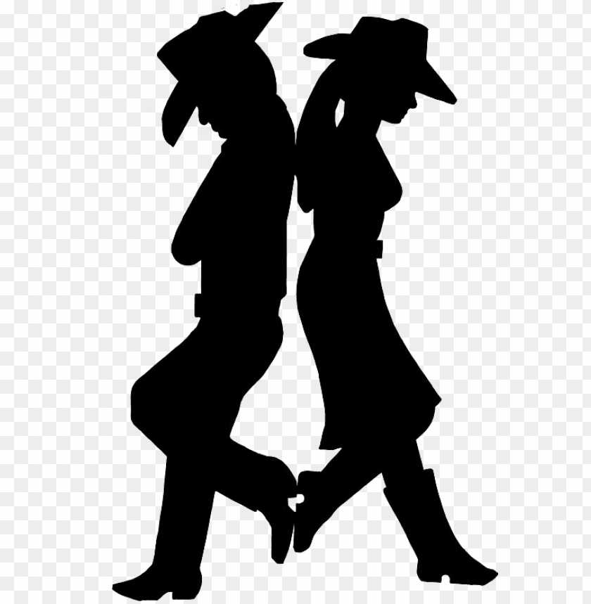 Report Abuse Country Line Dancing Clipart Png Image With Transparent Background Toppng