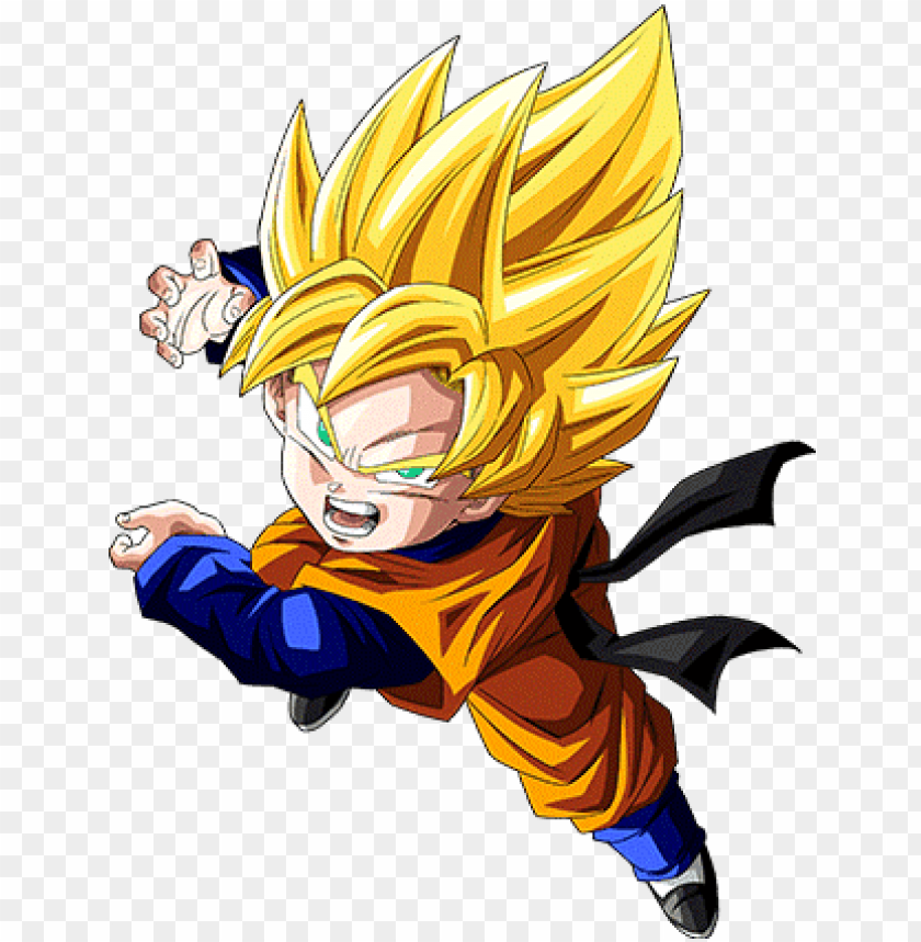 Report Abuse Goten Super Saiyan Png Image With Transparent Background Toppng