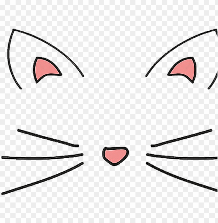 free PNG report abuse - transparents cat ears and whiskers PNG image with transparent background PNG images transparent