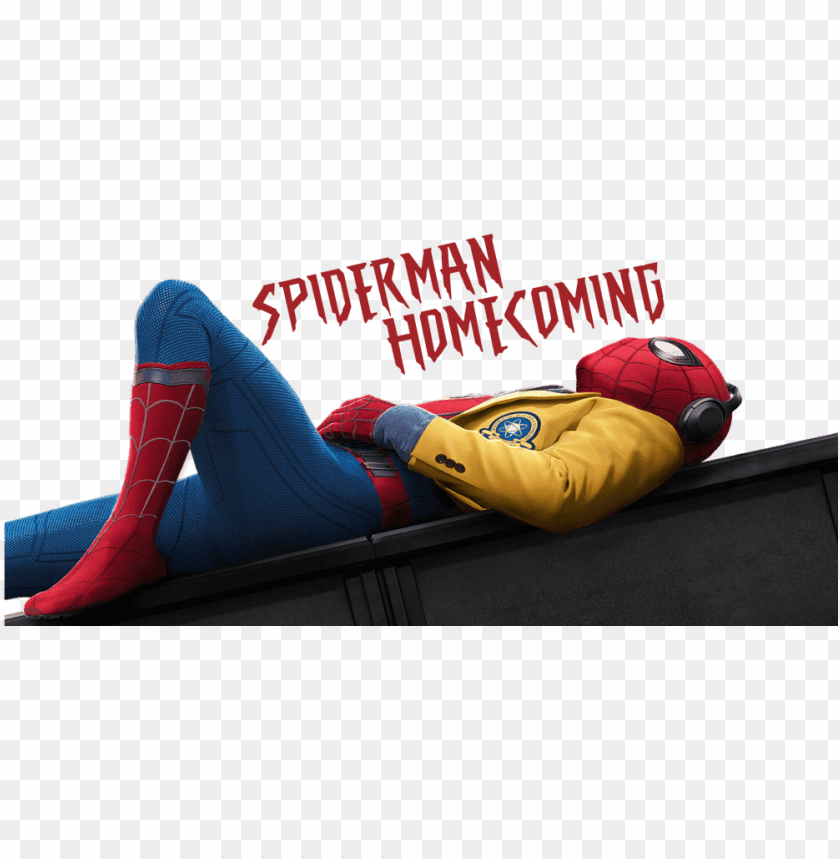 free PNG reseña spiderman homecoming - spider-man homecoming cosplay jacket peter parker blazer PNG image with transparent background PNG images transparent