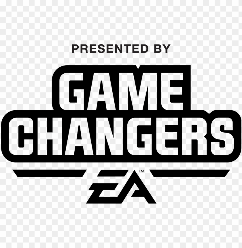 free PNG resented by ea game changers PNG image with transparent background PNG images transparent