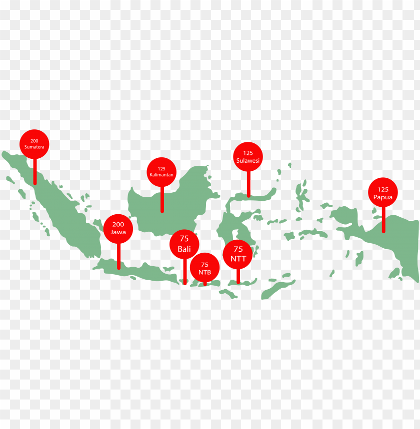 Result Peta Indonesia Png Image With Transparent Background Toppng