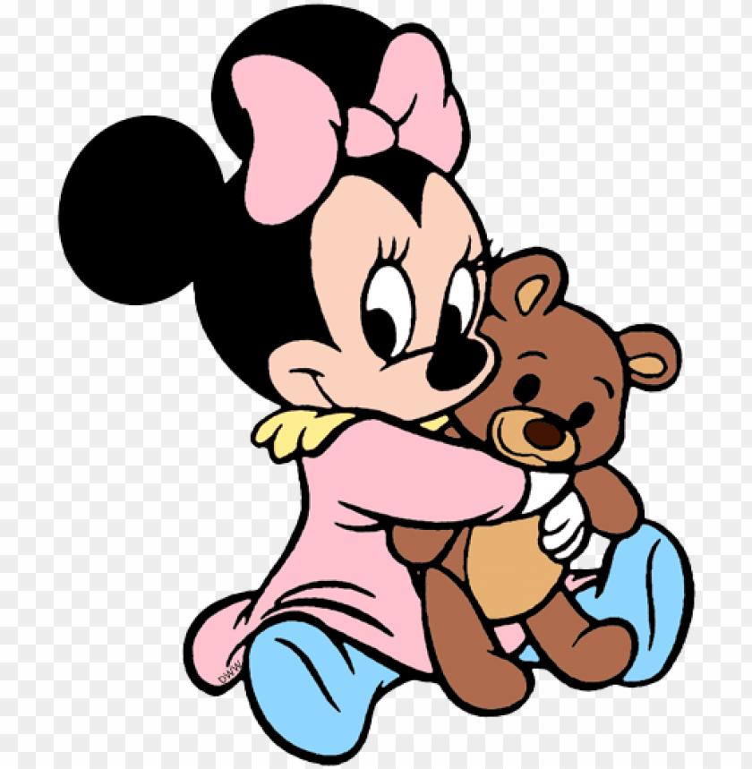 free PNG resultado de imagem para imagens da minnie baby com - baby minnie mouse PNG image with transparent background PNG images transparent