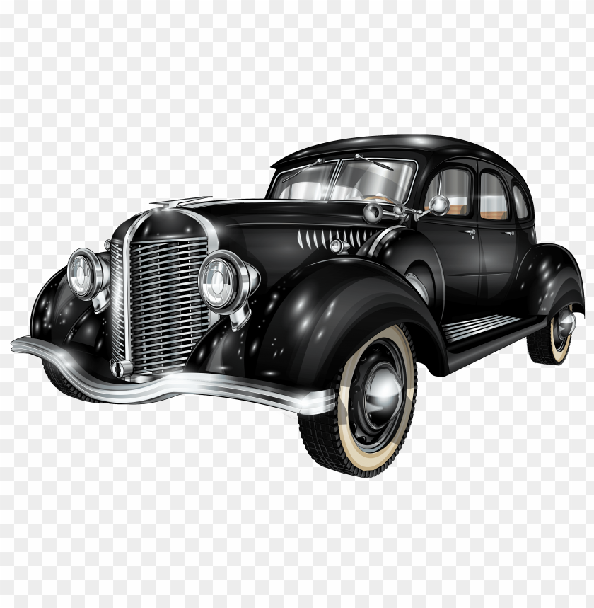 free PNG Download retro car clipart png photo   PNG images transparent