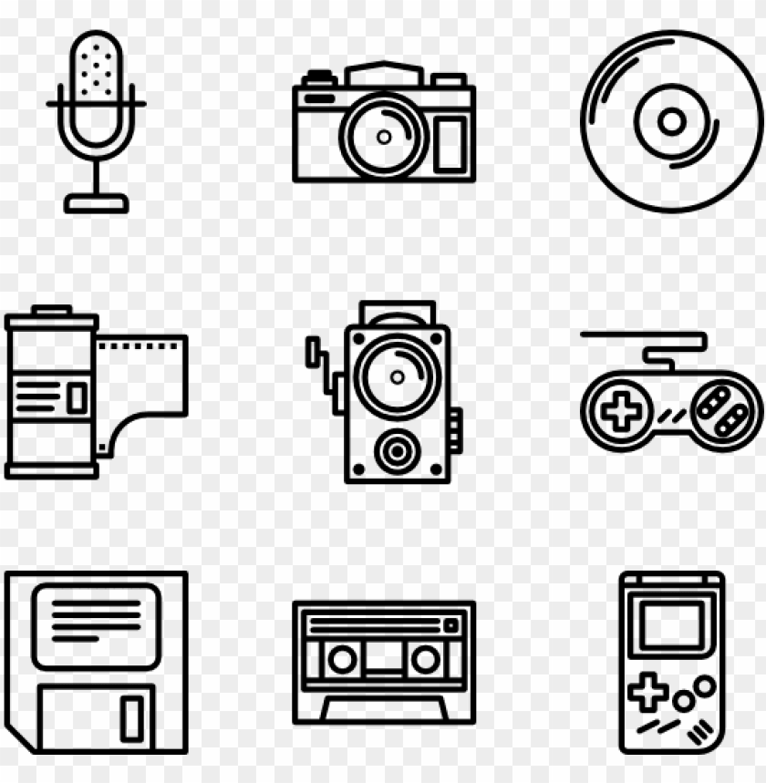 free PNG retro gadget PNG image with transparent background PNG images transparent