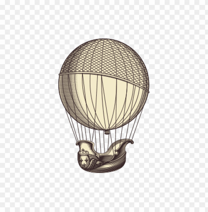free PNG Download retro hot air balloon png images background PNG images transparent