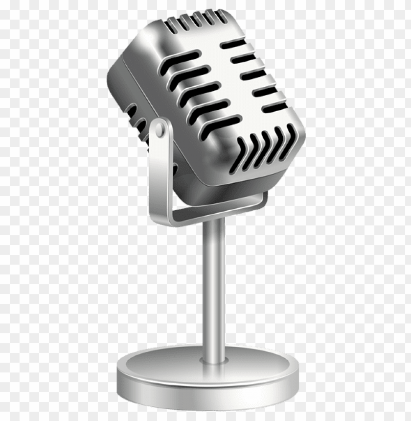 Download retro microphone png images background@toppng.com
