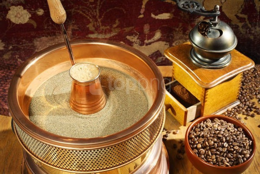 free PNG retro orient coffee background best stock photos PNG images transparent