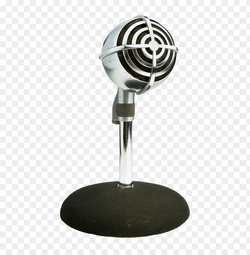 free PNG Retro Style Microphone png images background PNG images transparent