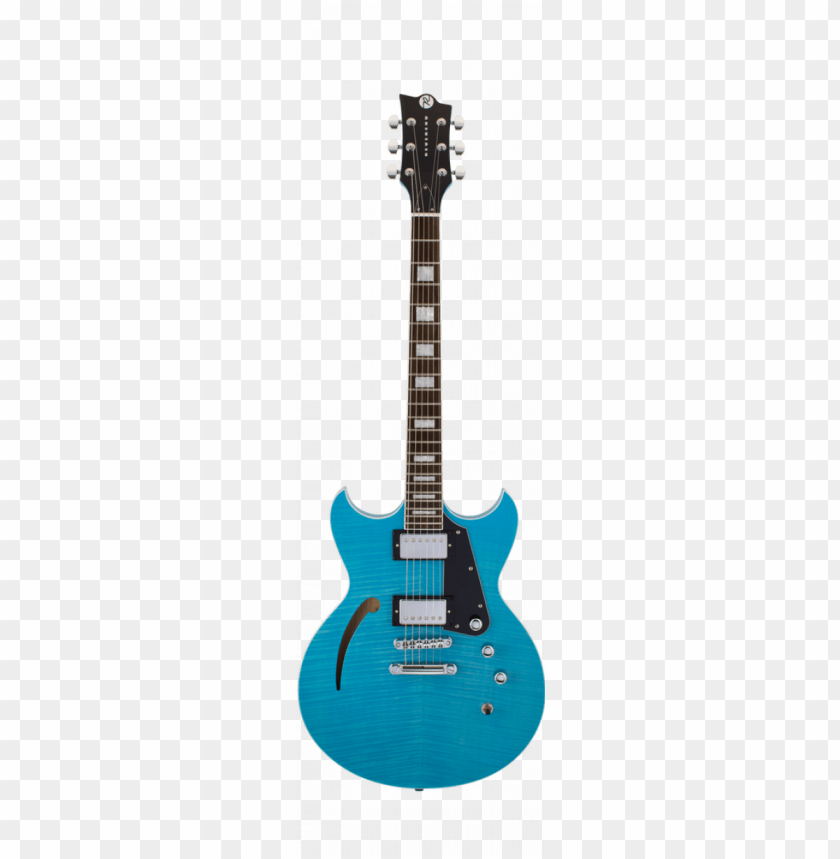 free PNG reverend manta ray hb electric guitar - fred stevens les paul guitar PNG image with transparent background PNG images transparent