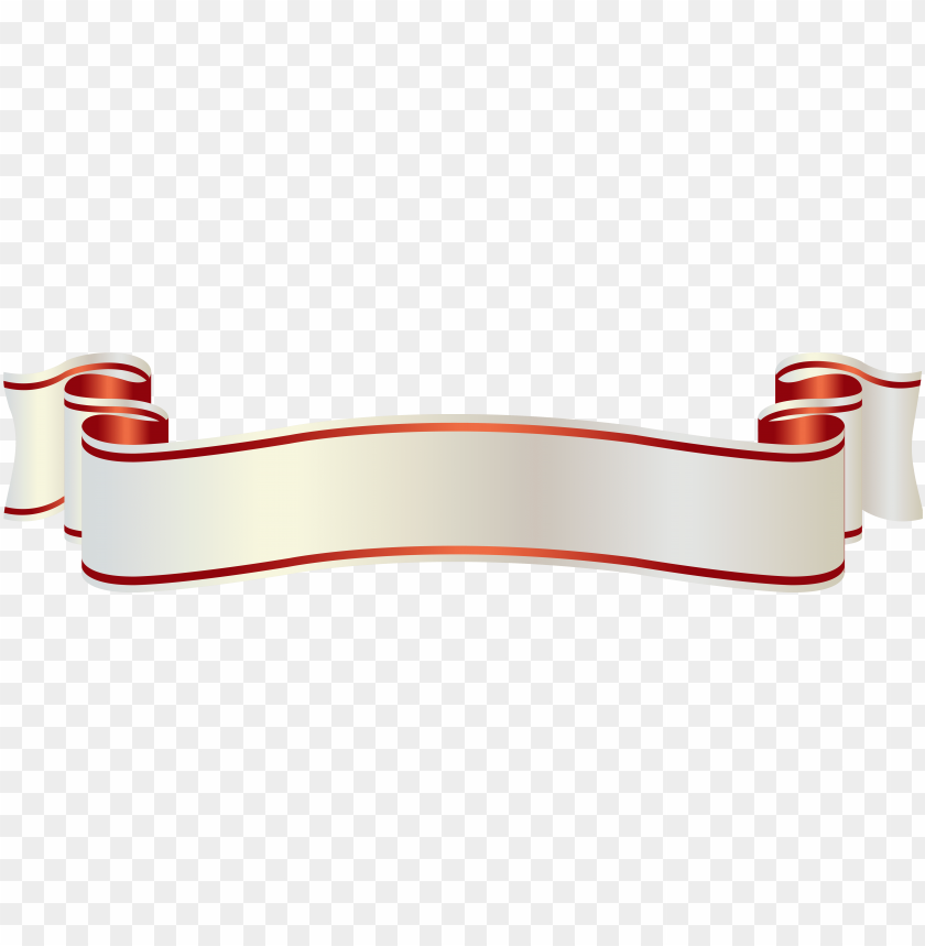 free PNG ribbon banner, ribbon png, christmas graphics, ribbons, - red and white ribbon banner PNG image with transparent background PNG images transparent