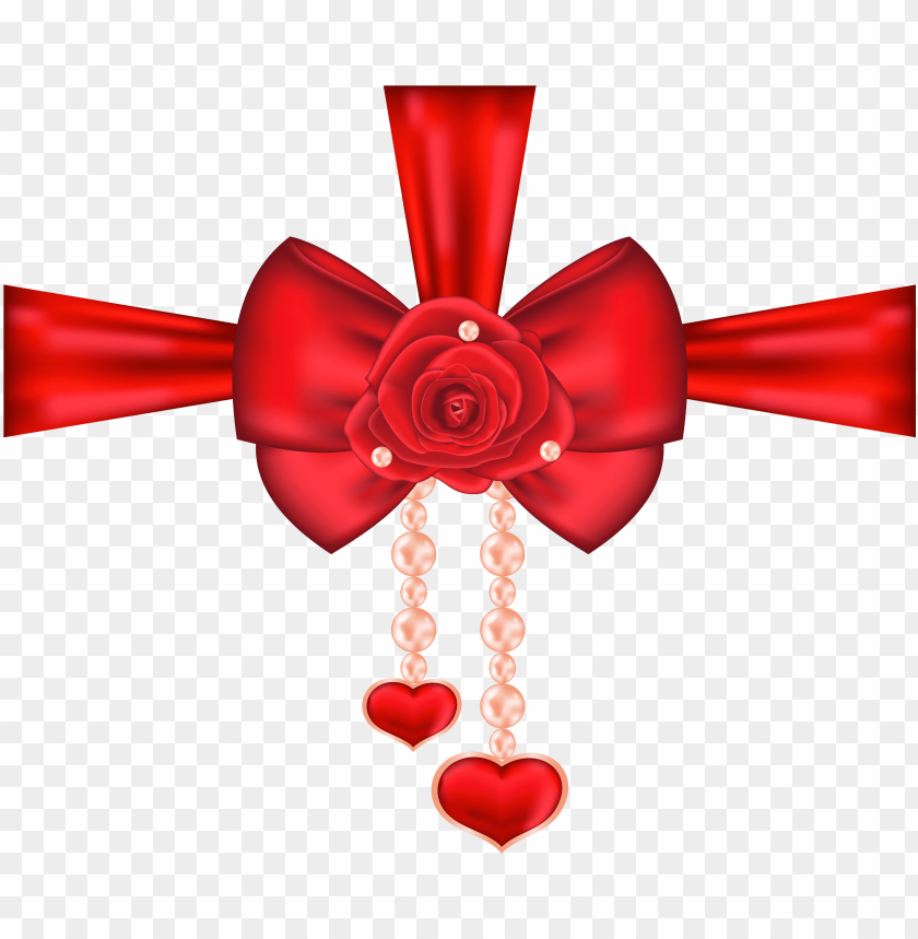 free PNG ribbon clipart, silver bow, christmas ribbon, christmas - valentine's day PNG image with transparent background PNG images transparent