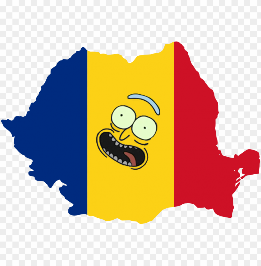 free PNG rick , - romania flag map PNG image with transparent background PNG images transparent