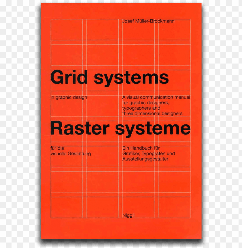 free PNG rid systems in graphic design - grid systems in graphic design by josef muller-brockma PNG image with transparent background PNG images transparent