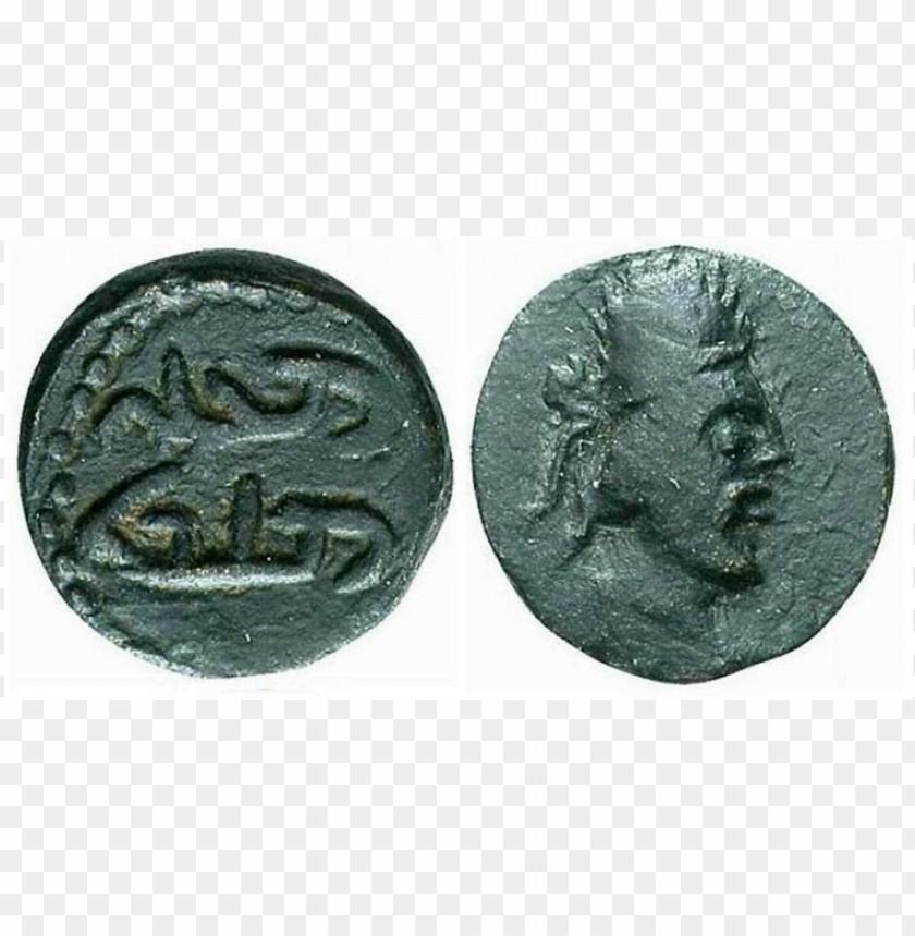 free PNG rimeiro retrato de jesus cristo foi revelado e já - ancient coin with jesus PNG image with transparent background PNG images transparent