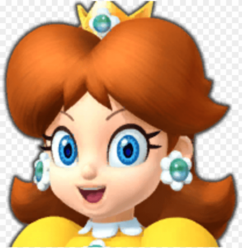 free PNG rincess daisy of sarasaland - daisy mario ico PNG image with transparent background PNG images transparent