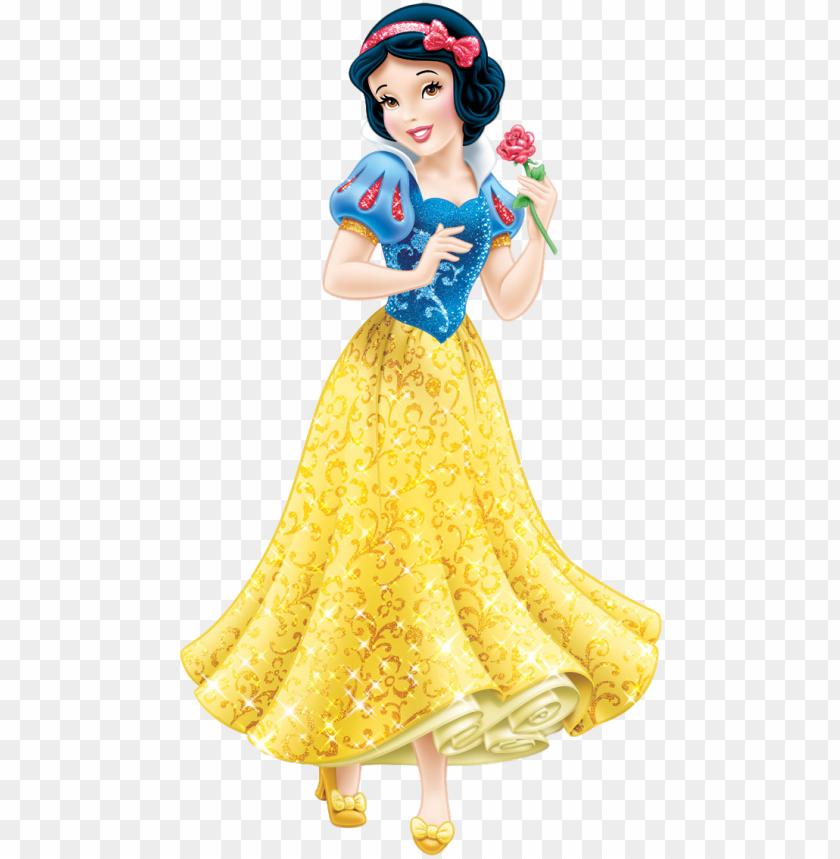 free PNG rincess snow white princess png clipart disney princess - princesas de disney blanca nieves PNG image with transparent background PNG images transparent