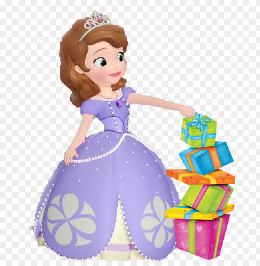 free PNG rincess sofia party, princess sofia the first, princess - princesa sofia cumpleaños PNG image with transparent background PNG images transparent