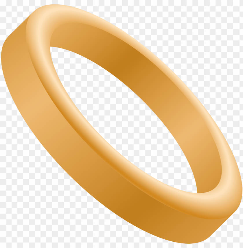 free PNG ring clipart golden ring - gold ring clip art PNG image with transparent background PNG images transparent
