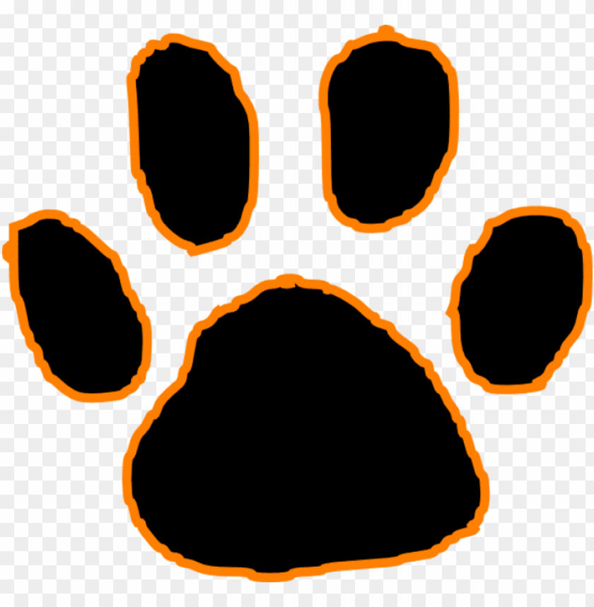 Rint Frees That You Can Download To Orange Paw Print Clip Art Png Image With Transparent Background Toppng Seeking for free paw print png images? orange paw print clip art png image