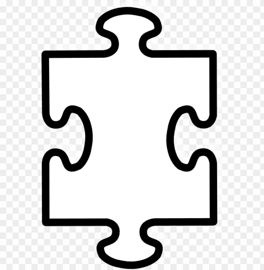 free PNG rintable puzzle pieces template - puzzle piece clipart PNG image with transparent background PNG images transparent