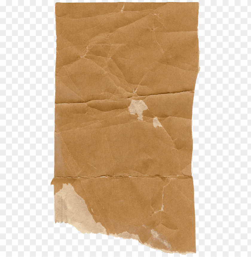 free PNG ripped paper texture by pandor - ripped brown paper PNG image with transparent background PNG images transparent