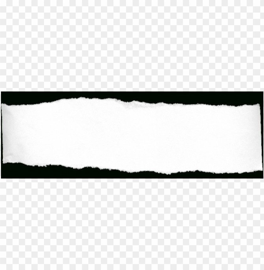Ripped Torn Paper Transparent Png Image With Transparent