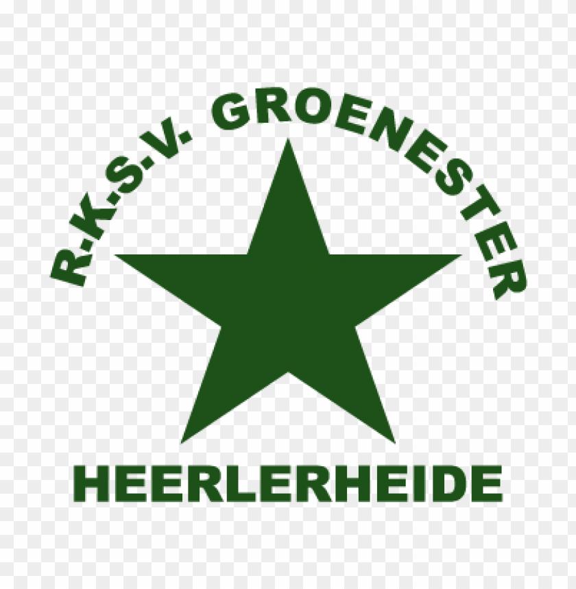 free PNG rksv groene ster vector logo PNG images transparent