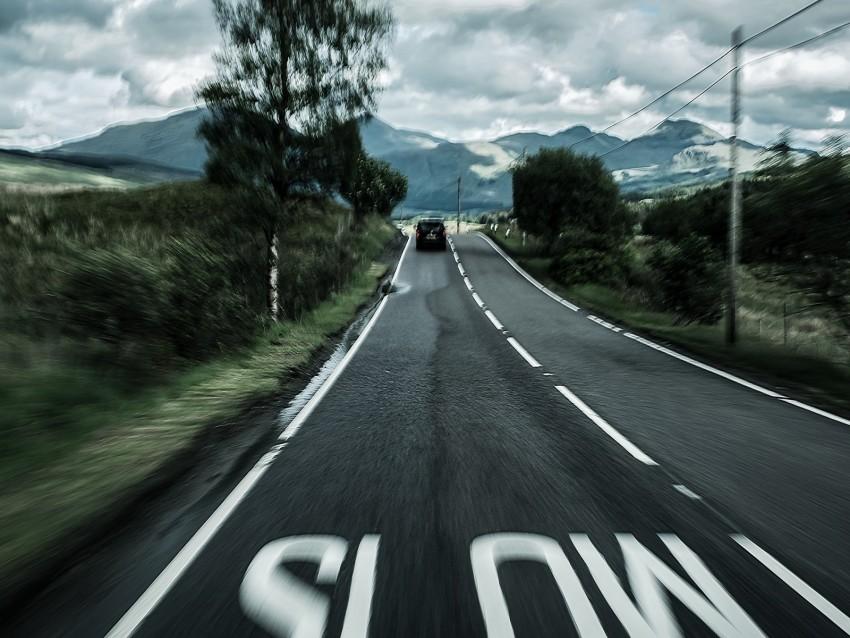 free PNG road, marking, asphalt, speed, blur background PNG images transparent