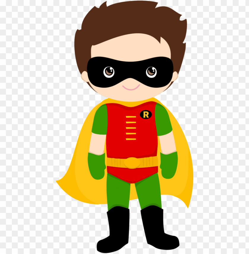 Robin Desenho Png Batman E Robin Baby Png Image With Transparent