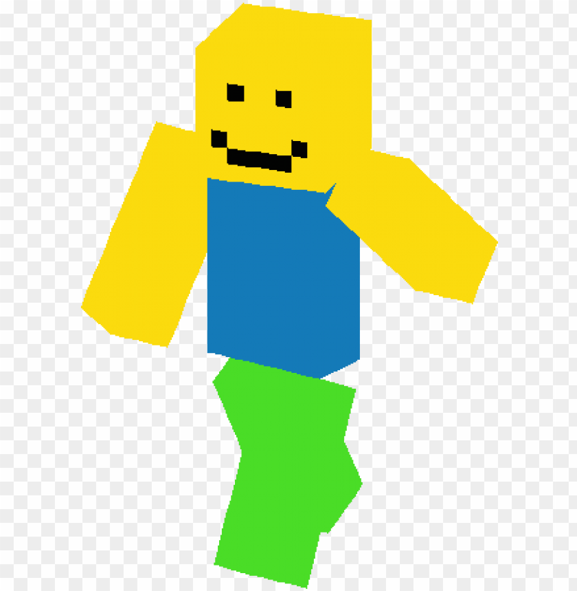 Roblox Noob Skin Roblox Noob Skin Minecraft Png Image With