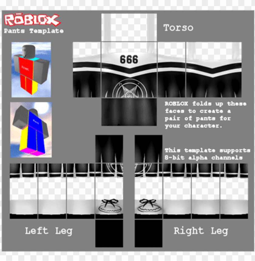 Roblox Template Templates Asd Clothing Models Vorlage