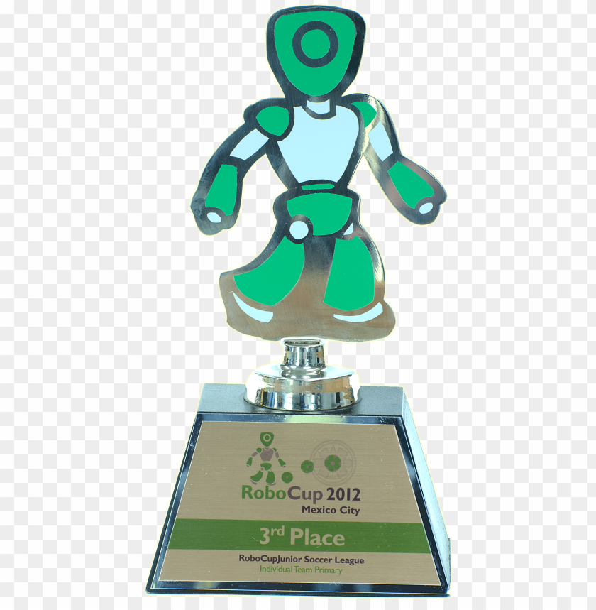 free PNG robocupjunior 2012 soccer primary world 3rd place award PNG image with transparent background PNG images transparent