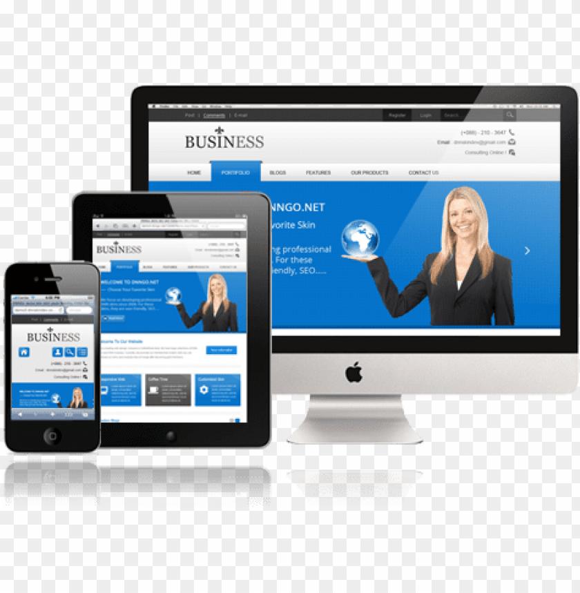 free PNG rofessional web design & support - responsive website development banner PNG image with transparent background PNG images transparent
