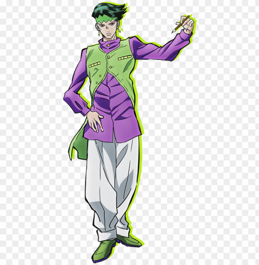 Rohan Kishibe Jojo S Bizarre Adventure Diamond Is Unbreakable Roha Png Image With Transparent Background Toppng Tired of the same old text messages? diamond is unbreakable roha png image
