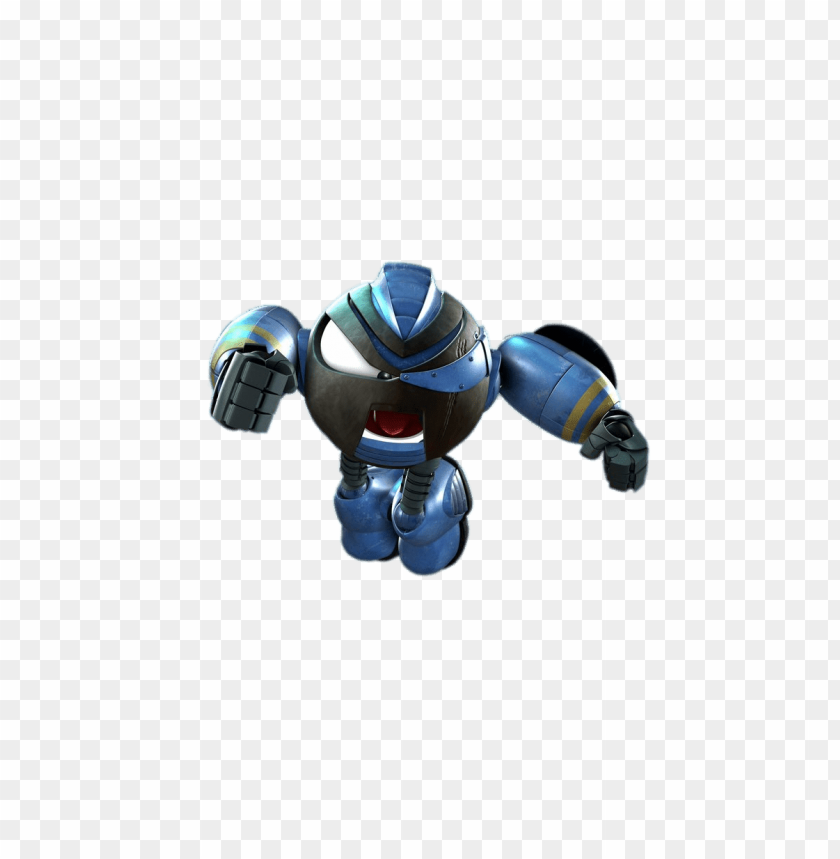 free PNG Download rollbots captain pounder flying clipart png photo   PNG images transparent