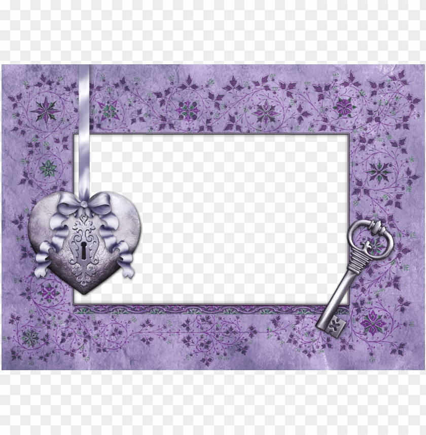 free PNG romantic delicatephoto frame background best stock photos PNG images transparent