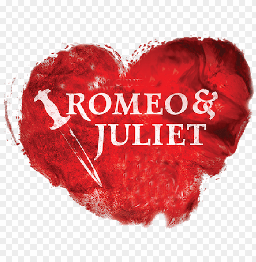 free PNG romeopostericon romeo & juliet - tromeo and juliet heart PNG image with transparent background PNG images transparent
