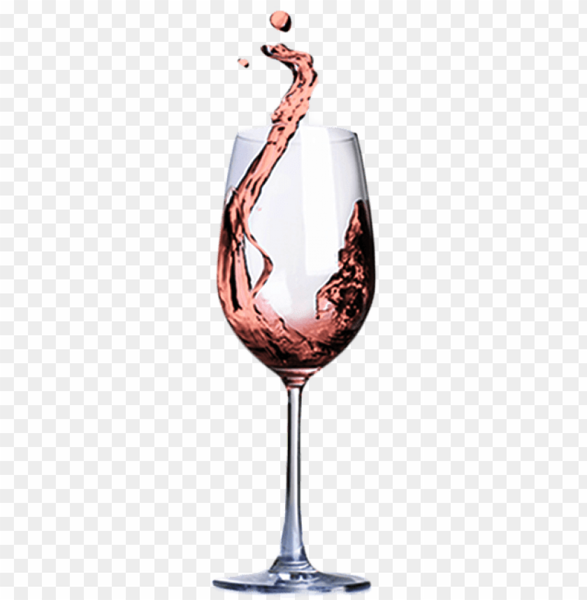 free PNG rose wine - rose wine glass PNG image with transparent background PNG images transparent