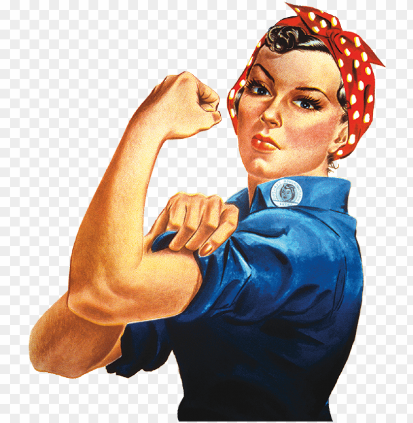 free PNG rosie the riveter j PNG image with transparent background PNG images transparent