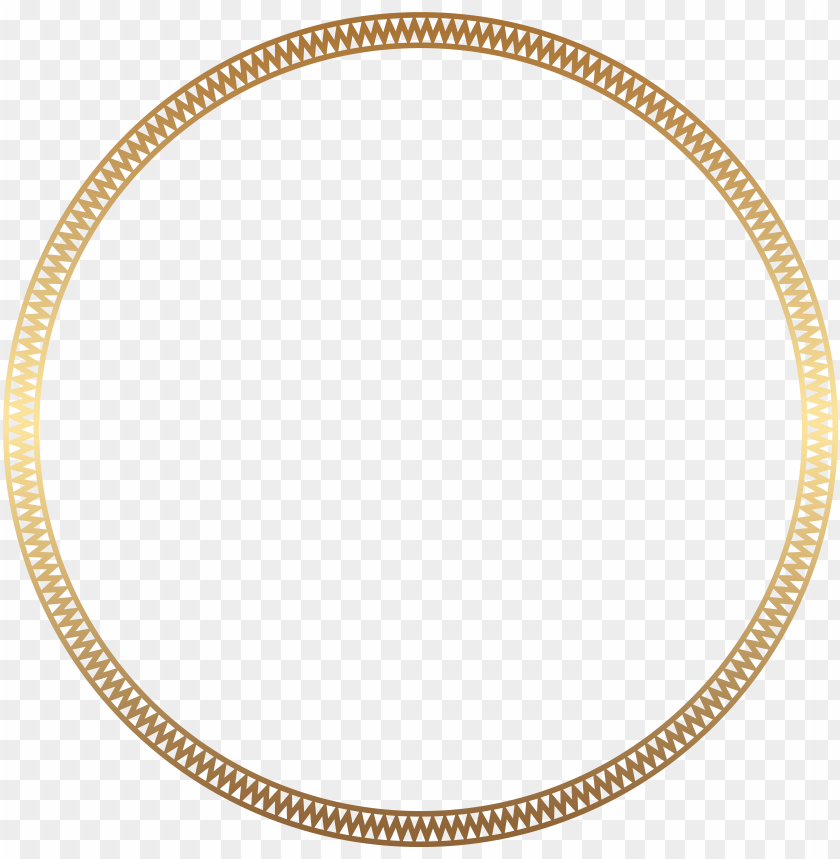 round border gold cli png image with transparent background toppng round border gold cli png image with